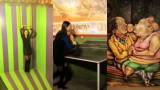 видео Открытие «Музея оптических иллюзий»