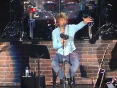 Bon Jovi-Something To Believe In (Live)