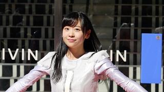2月21日は櫻井優衣(さくらいゆい)さんのお誕生日です(2000年生まれの17歳)! おめでとうございます.