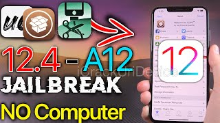 NEW A12 Jailbreak iOS 12.4 - Unc0ver on iPhone XS Max, XS, XR & iPad Pro!