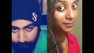 Kannazhaka Tamil romantic song