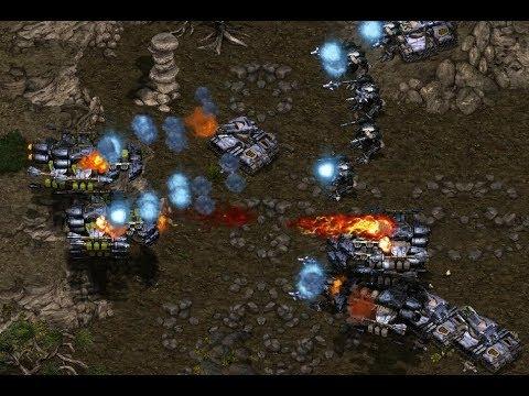 IdrA (T) V MyChild (T) On Fighting Spirit - StarCraft  - Brood War REMASTERED
