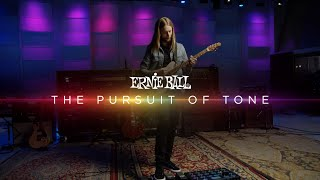 "Ernie Ball: The Pursuit of Tone - James Valentine (Maroon 5) ""Guitars"""