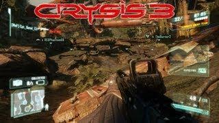crysis 3 multiplayer gameplay pc