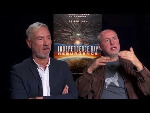 Interview Independence Day's director Roland Emmerich & effects supervisor Volker Engel