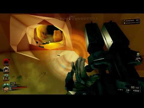 Haz7 Gunner Gameplay: Salvage Op Part 1 |