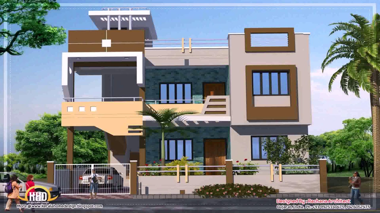 Home Tower Design In India Youtube