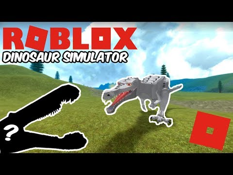 Roblox Dinosaur Simulator - We've all been waiting for this DINO! (Suchomimus!)