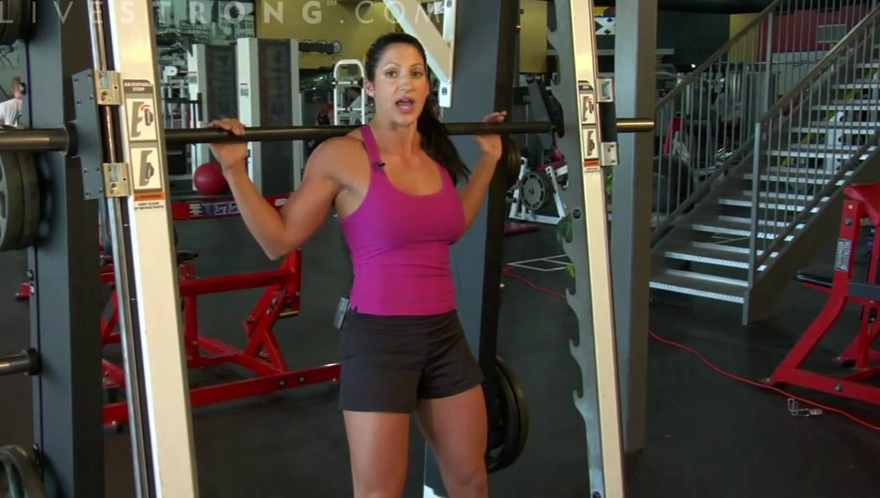 How To Use The Smith Machine Youtube