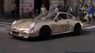 Самодельное авто  Porsche из велосипеда 2013(, 2013-07-03T01:03:37.000Z)