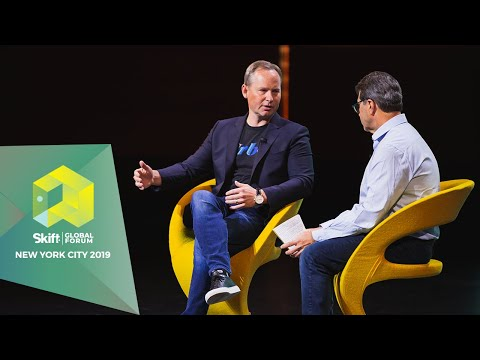 Expedia Group President & CEO At Skift Global Forum 2019
