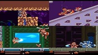 Megaman Xtreme 2 - GBC: Xtreme mode - Zero