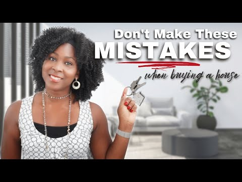 First-Time Homebuyer *MISTAKES* to Avoid | First-Time Homebuyer Tips and Advice