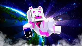 Funtime Freddy Lost in Space ?!   Minecraft FNAF Roleplay