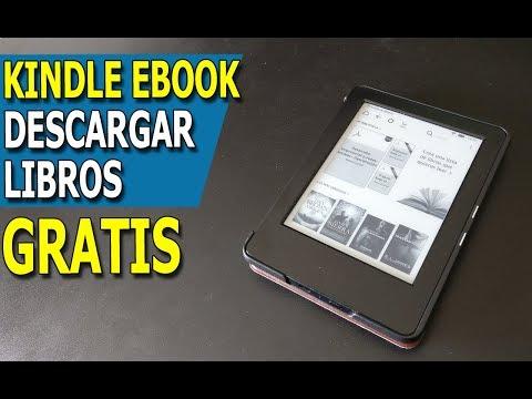 Descargar LIBROS GRATIS En Tu Kindle. Como Descargar Epub, Pdf, Mobi En Tu Ebook.
