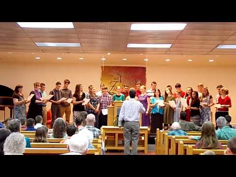 He Brought Me Out-Liberty Faith Church