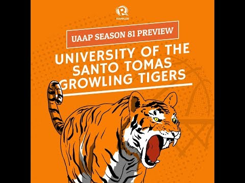 UAAP Season 81 Preview: UST Growling Tigers