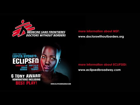 Doctors Without Borders Talkback with the Cast of ECLIPSED // Part 2