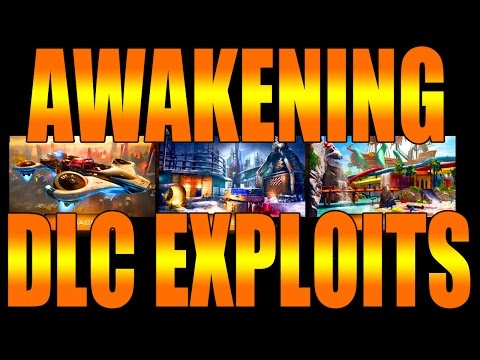 Black Ops 3 Awakening DLC on Xbox One Has Map Exploits?! (BO3 PS4 Multiplayer Gameplay)