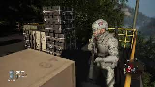 Ghost Recon Breakpoint Story Mode