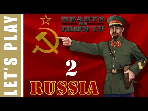 HOI4 Russian Rampage World Conquest 2