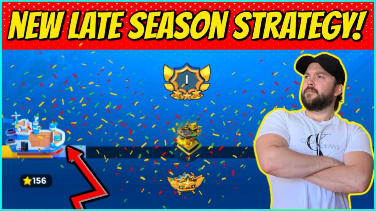 NEW & LATE Season 14 Strategy is OP!! // Boom Beach Warships