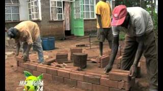 BUILDING CHEAP - INTERLOCKING SOLUTIONS _OTINDO.mov thumbnail