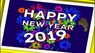 Happy New Year 2019 Green Screen effects video | New Green Screen Effects Video HD