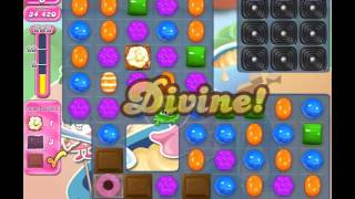 Candy Crush Level 1598 (no boosters)