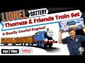 Gambar cover Lionel #7-11903 Thomas & Friends Train Set - Ready To Play