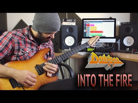 DOKKEN  Into The Fire  SOLO