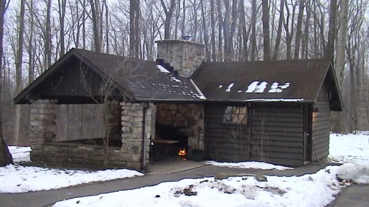 Charmant Black Moshannon State Park (Cabin 14)   YouTube
