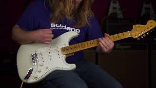Fender Stratocaster Hendrix Voodoo Chile JRN OWH - #VC0457