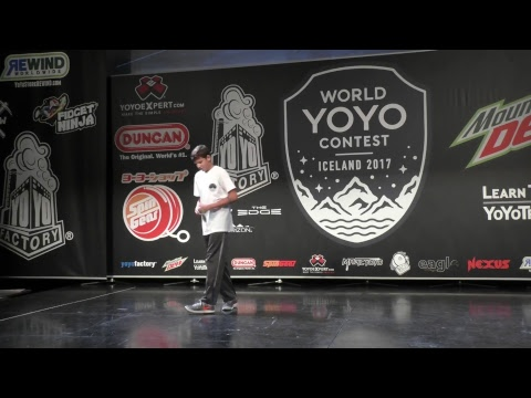 World YoYo Contest 2017 Day 2 1A semifinals
