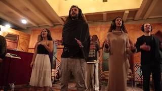 """Elohai Neshama"" in studio - soulful prayer"