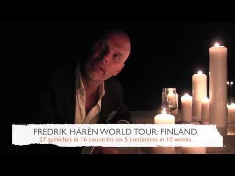 Professional Speaker's World Tour. Part 1: Finland