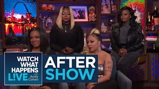 After Show Xscape 39 s BET Awards Performance WWHL