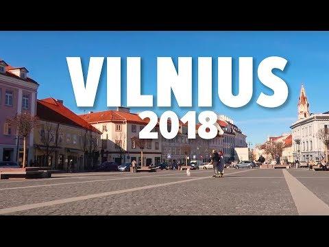VILNIUS STREET TOUR IN OLD TOWN 2018
