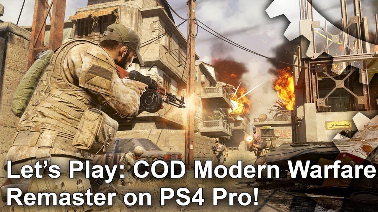 Call of Duty: Infinite Warfare - Performance 4K analisada na PS4 Pro
