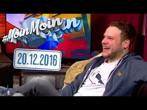 #MoinMoin mit René & Flo | CS: GO, Arbeit im Altersheim, Weihnachtsfeier | 20.12.2016