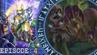 Star Fox Adventures Ep 4: Rocket Power! -A Queen