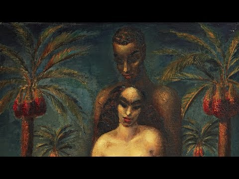 Expert Voices: Mahmoud Said's Sumptuous and Surreal Adam and Eve