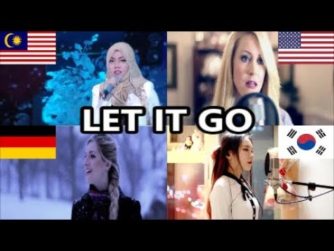 Who Sang It Better: Let It Go (Malaysia, USA, Germany, South Korea)