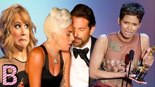 Top 10 MOST iconic oscar moments