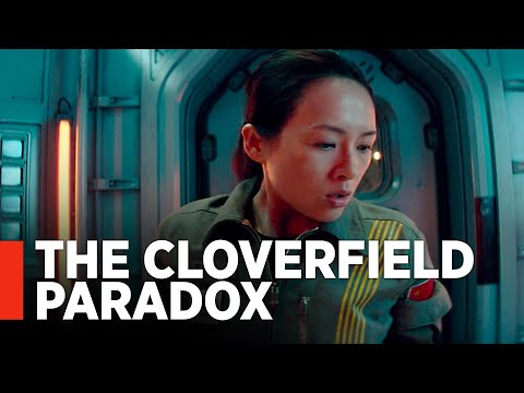 The Cloverfield Paradox - Ziyi Zhang Water Stunt Behind the Scenes