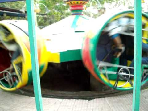 Rock-N-Roll Ride  at Essel World, Mumbai.