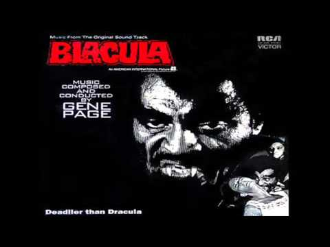 Blacula  Good to the Last Drop   Gene Page