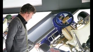 Fernando Alonso Collection - Making of