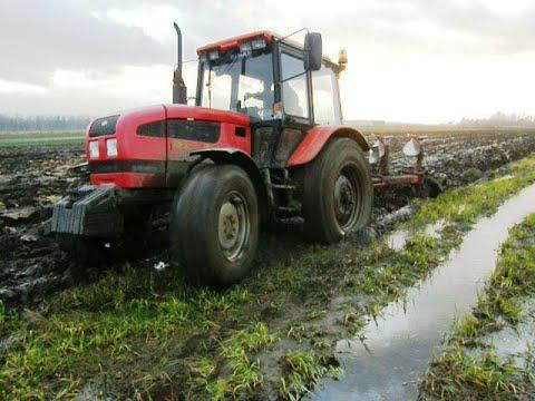 Belarus Mtz 952.3 Extreme Ploughing 2
