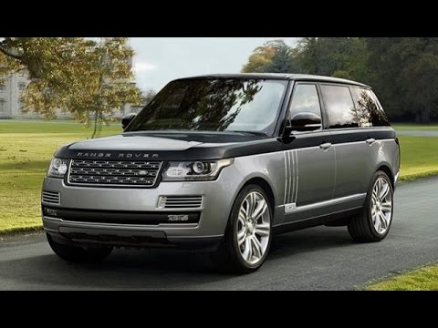 2017 Range Rover Supercharged Test Drive Top Speed Interior And